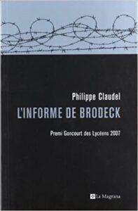 L'informe de Brodeck
