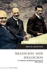 NEGOCIOS SON NEGOCIOS