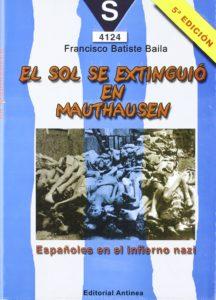 Sol se extinguió en Mauthausen