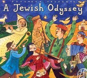 A Jewish Odyssey (músicas del mundo),