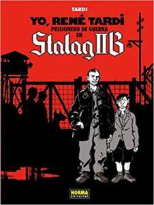 René Tardi, prisioner au Stalag IIB (1a part)