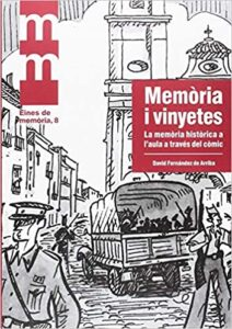 Memòria i vinyetes: La memòria històrica a l'aula a través del còmic
