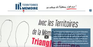 TERRITOIRES DE LA MEMOIRE, CENTRE D'EDUCATION À LA RESISTÈNCE ET LA CITOYENNETÉ – Territorios de la Memoria de la Resistencia y la Ciudadanía.