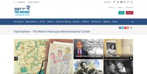 YAD VASHEM. THE WORLD HOLOCAUST REMEMBRANCE CENTER – Centre Mundial de commemoració la Shoà