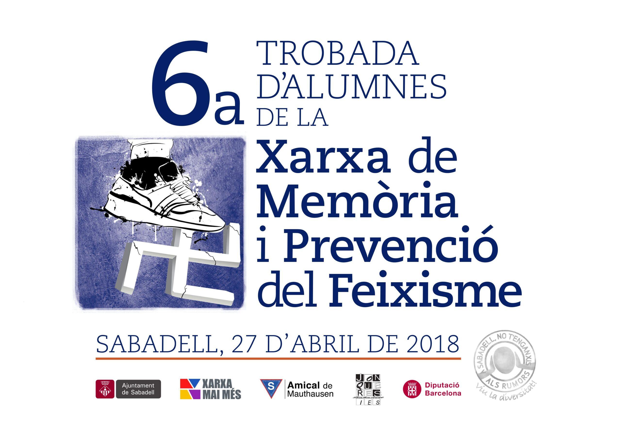 VI Trobada de Joves. Sabadell, 2018